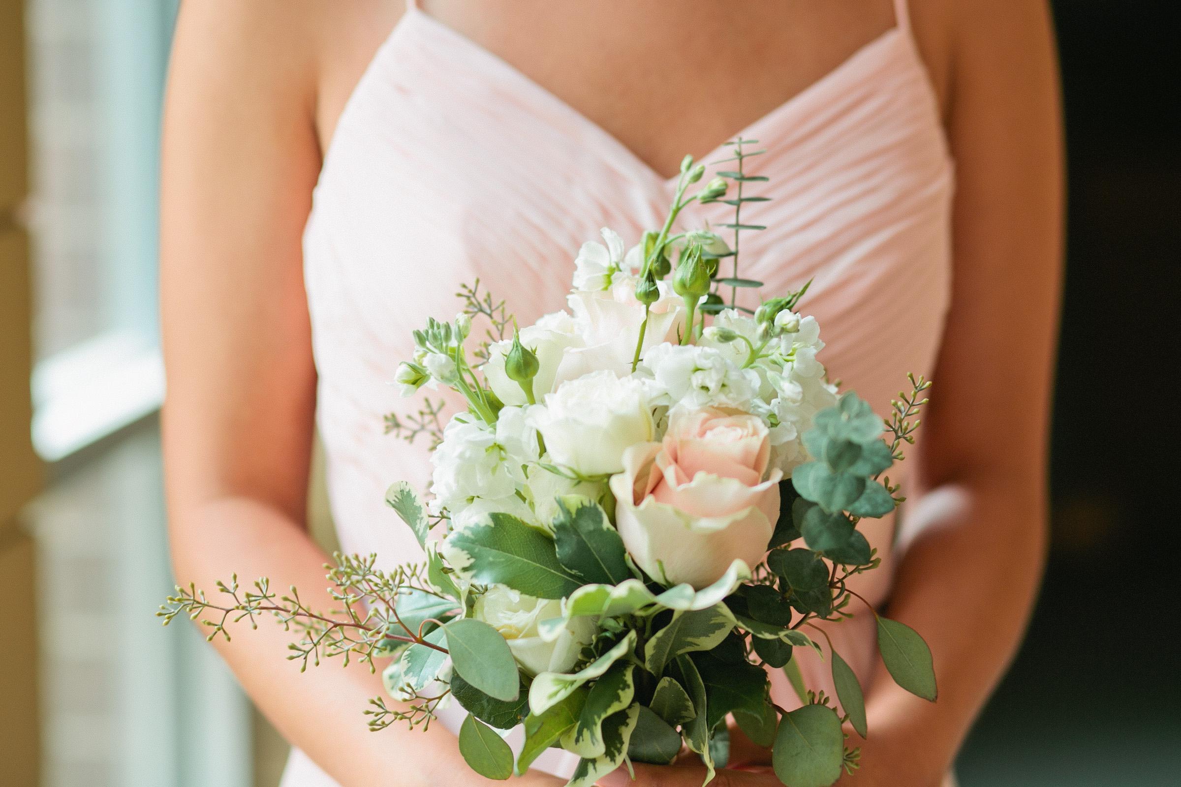 pink bridesmaid dress azazie