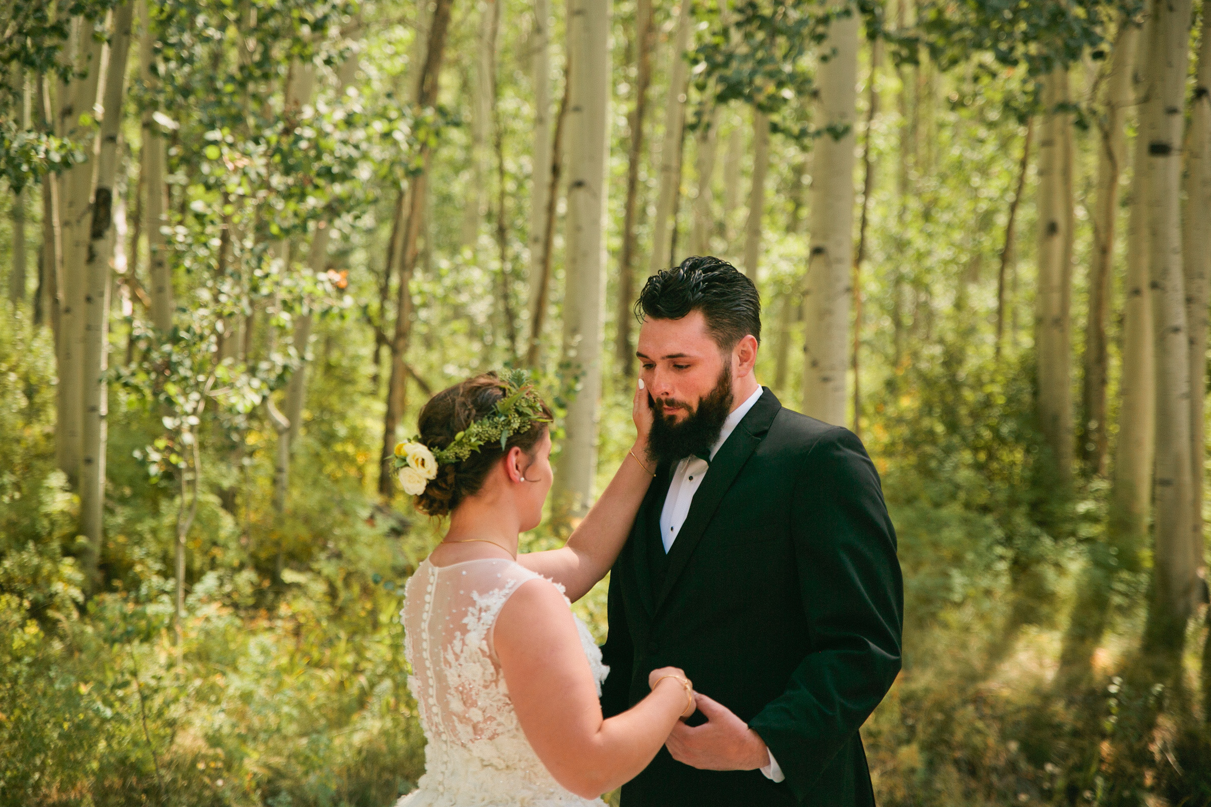 Cheap destination wedding photographers under $3000 // Colorado Elopement photography