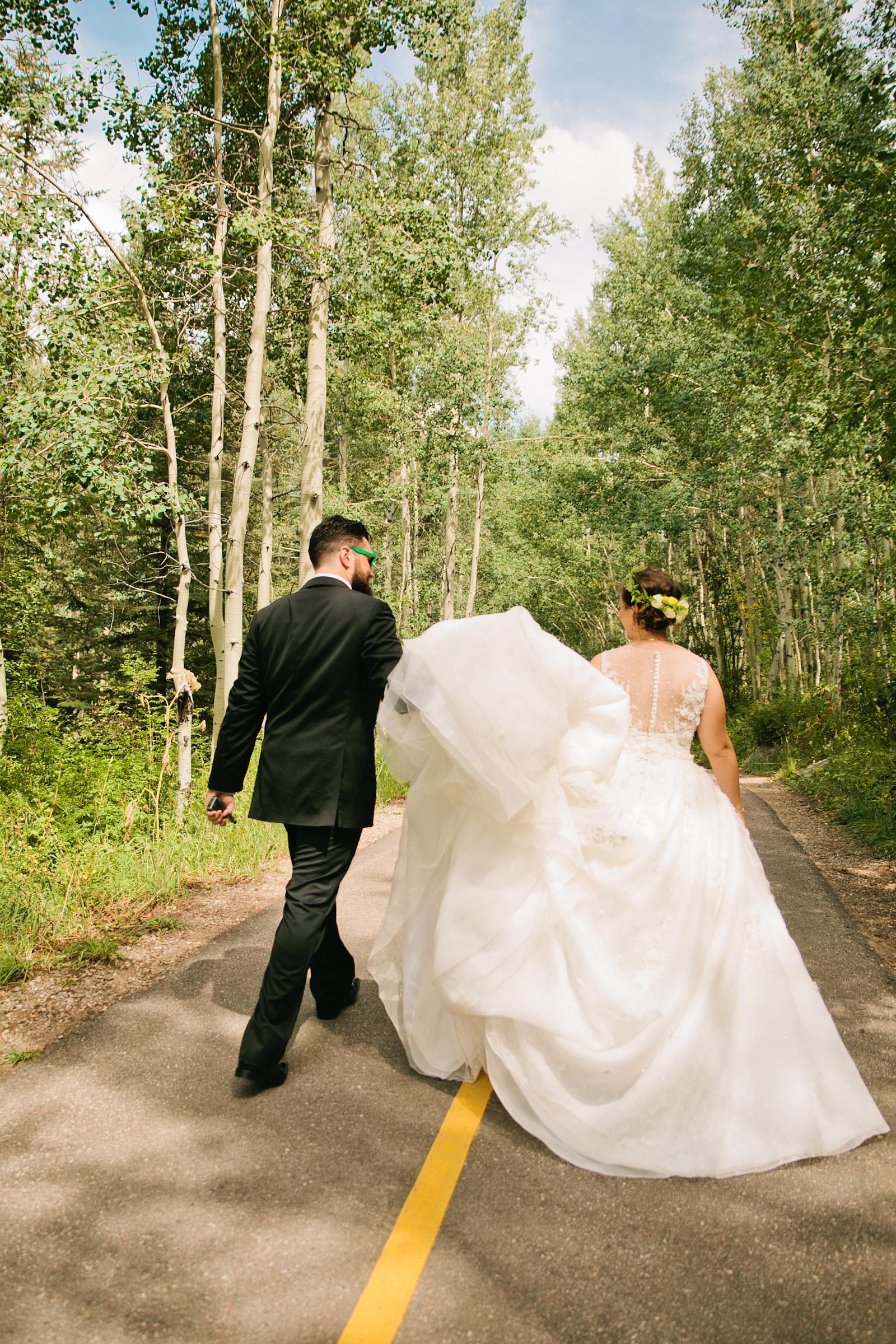 Destination Colorado Wedding photographers