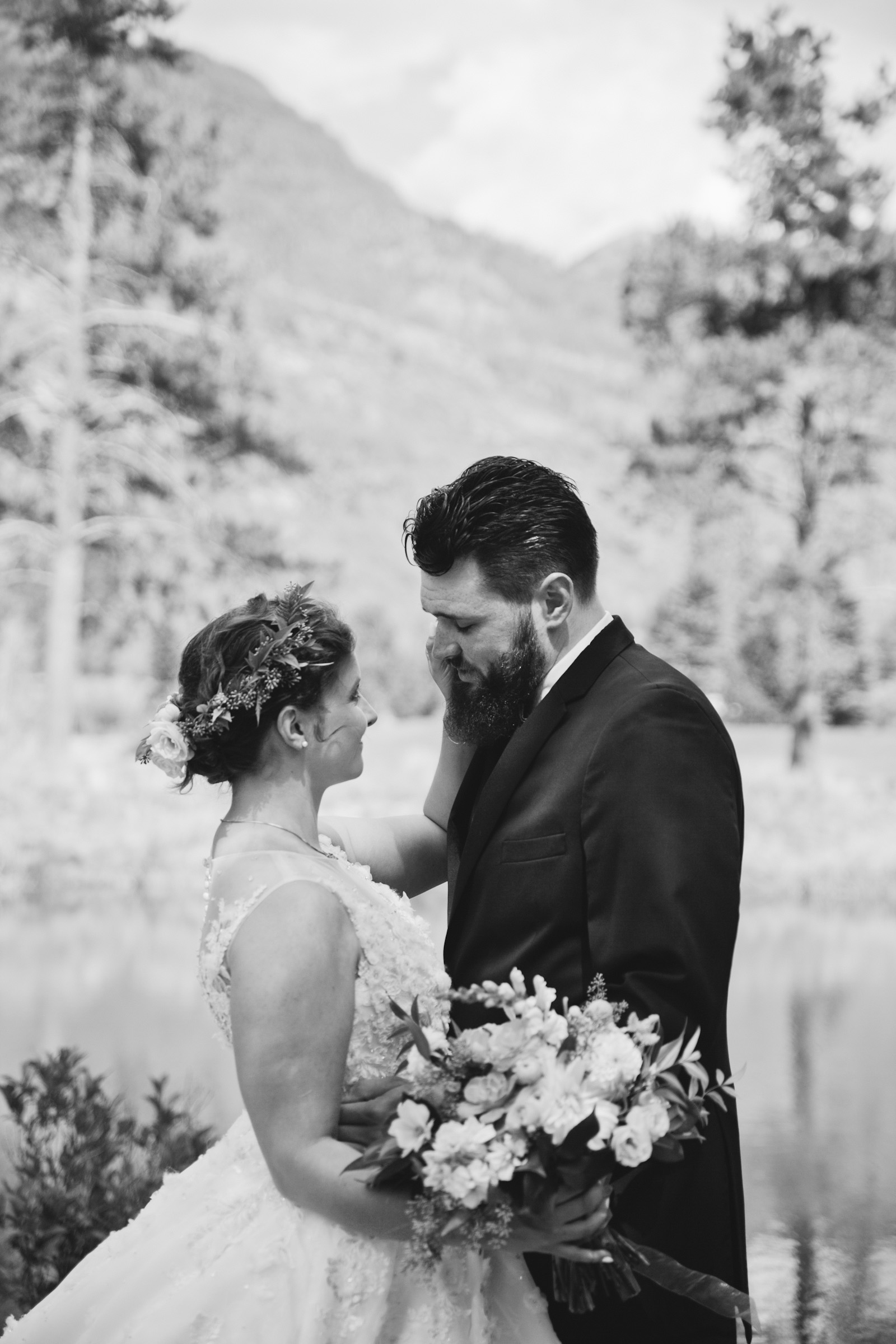 Colorado elopement wedding photographers