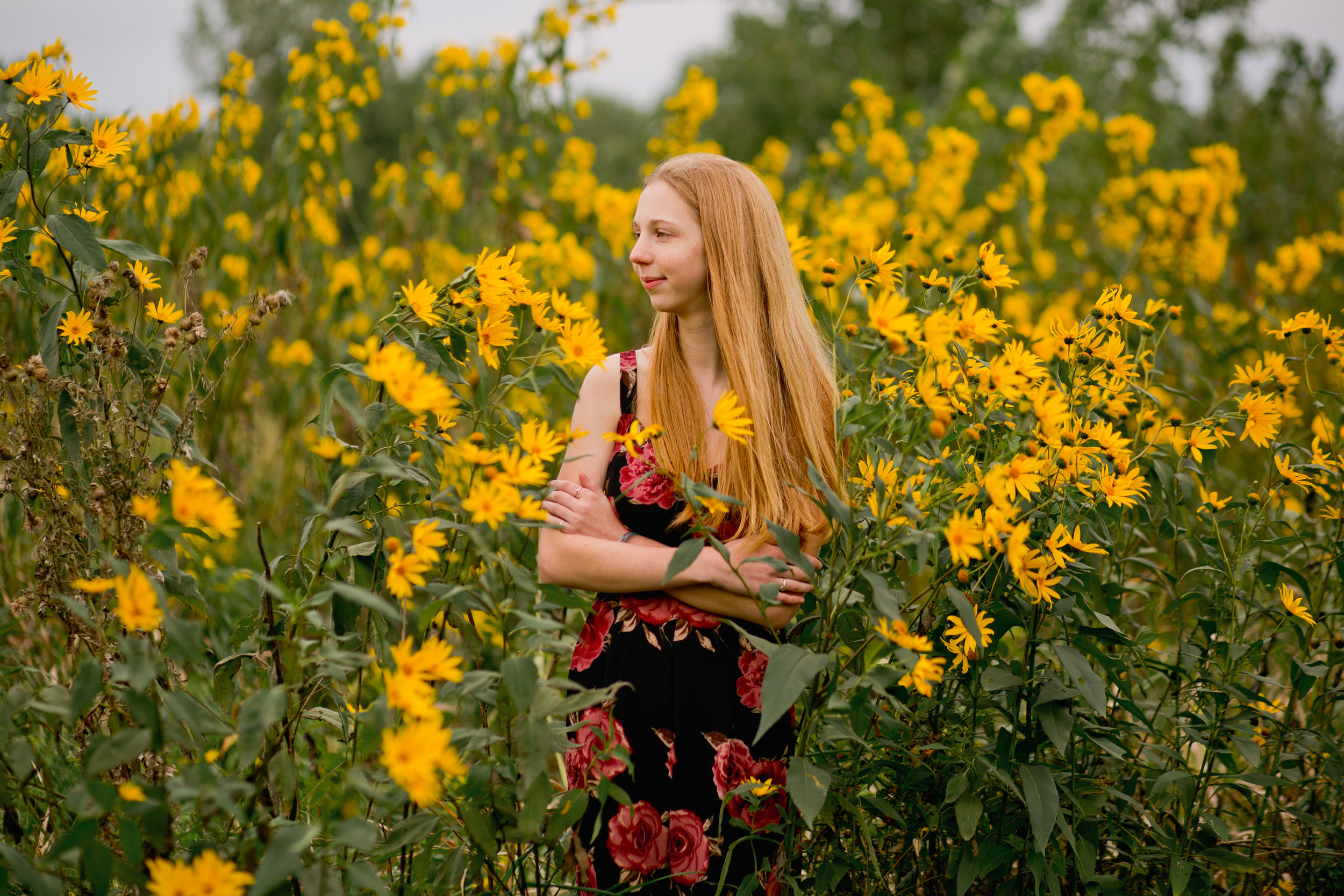 Huxley Iowa senior photographers