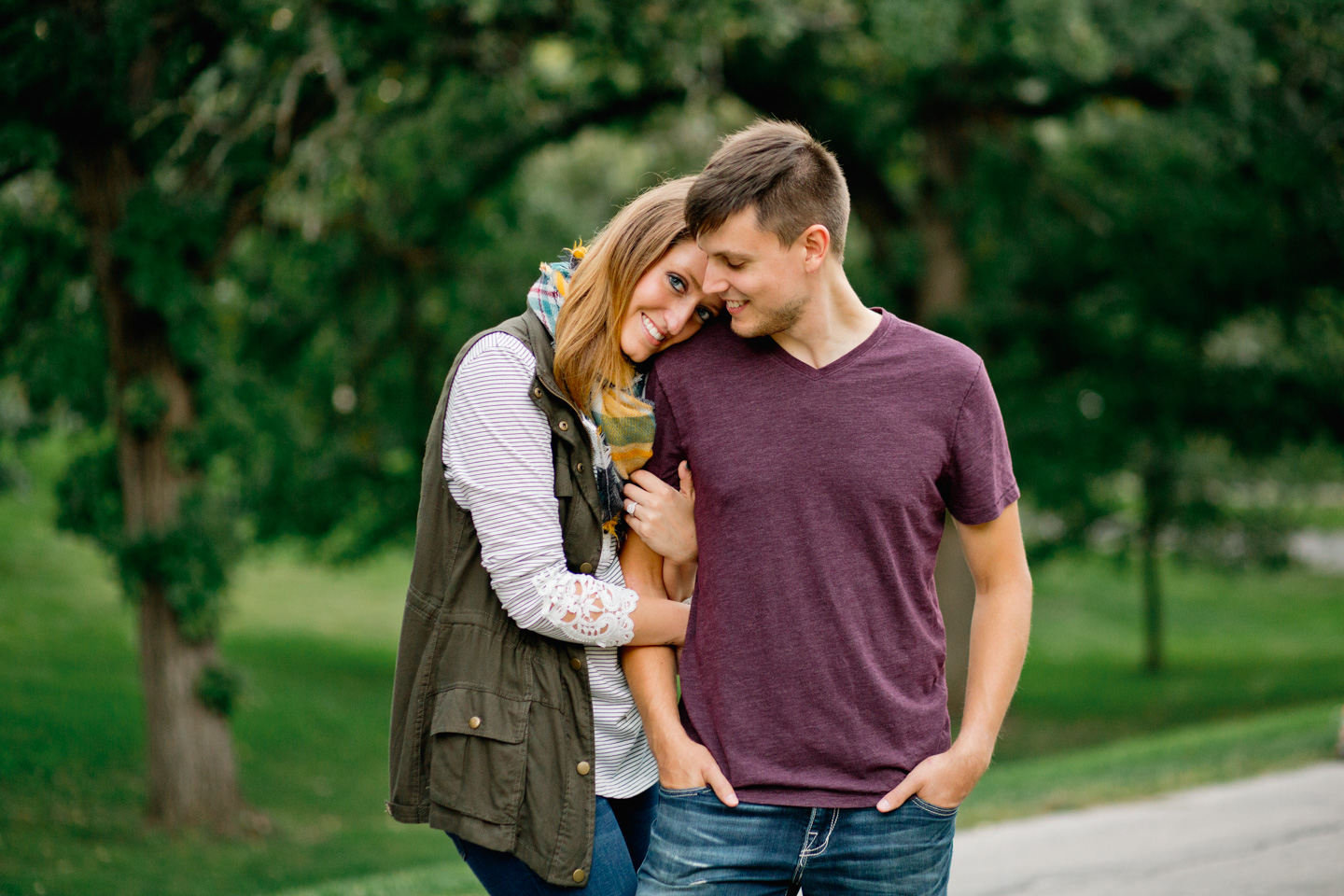 amelia renee is a wedding and engagement photographer serving Ames and Des Moines, Iowa