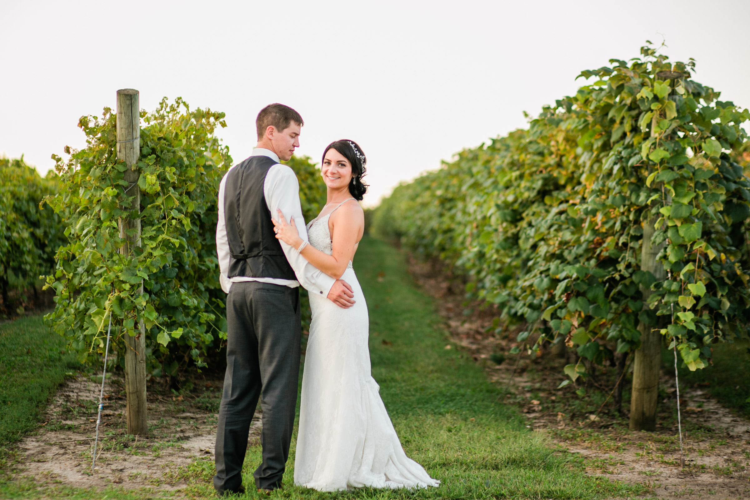 vineyard weddings iowa outdoor wedding venues winery