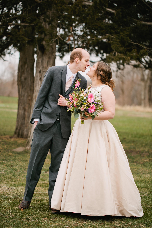 cinderella themed wedding iowa wedding photographers