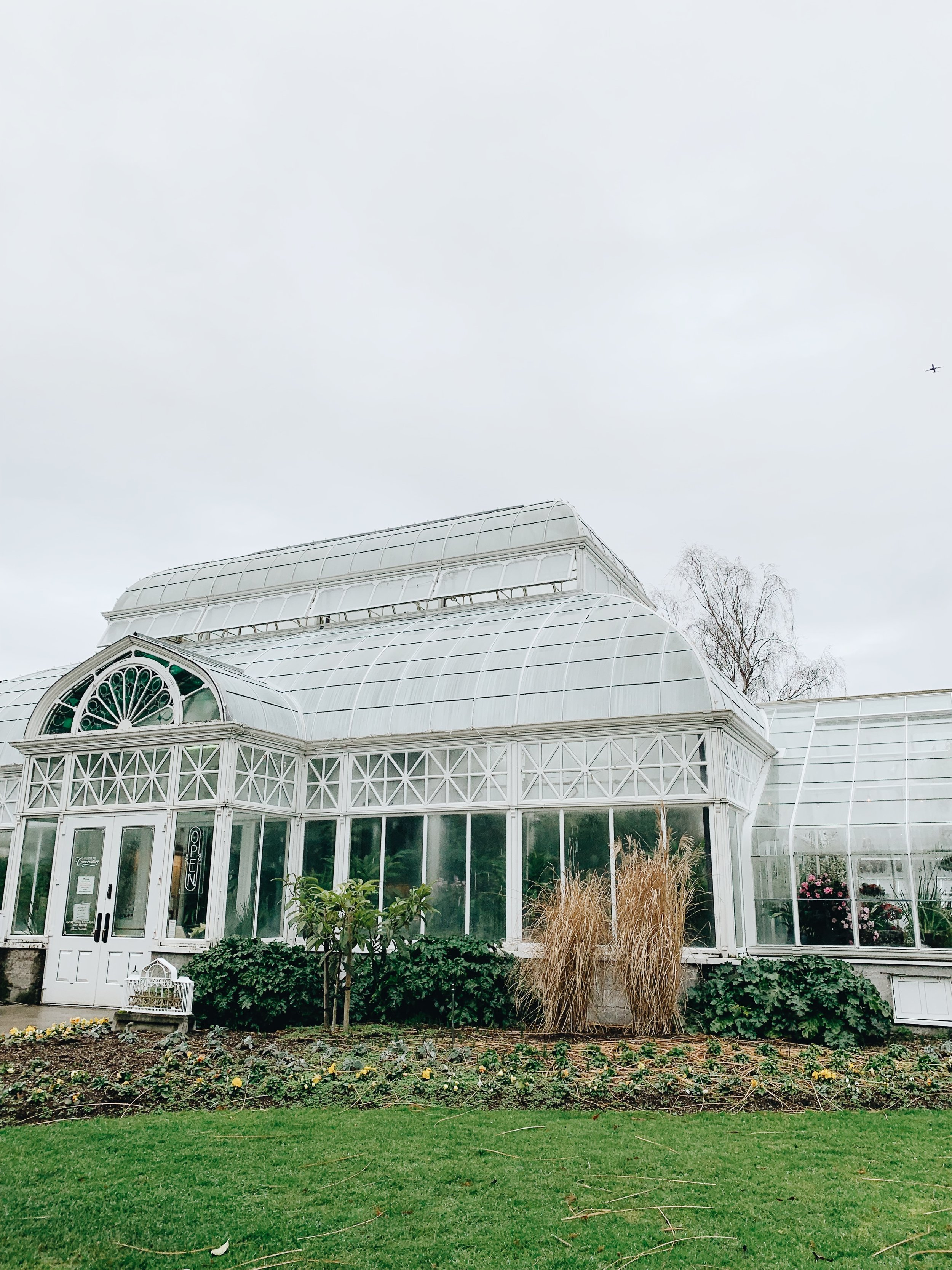 free things to do in Seattle botanical gardents