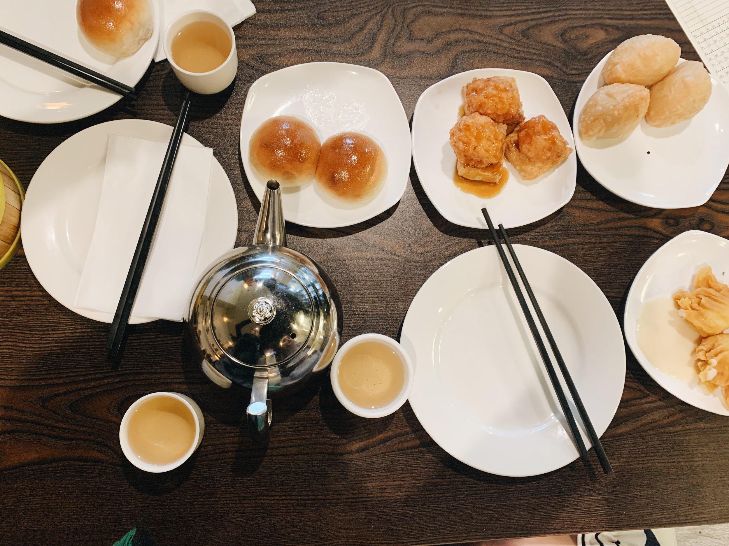 seattle dim sum restaurants in Chinatown