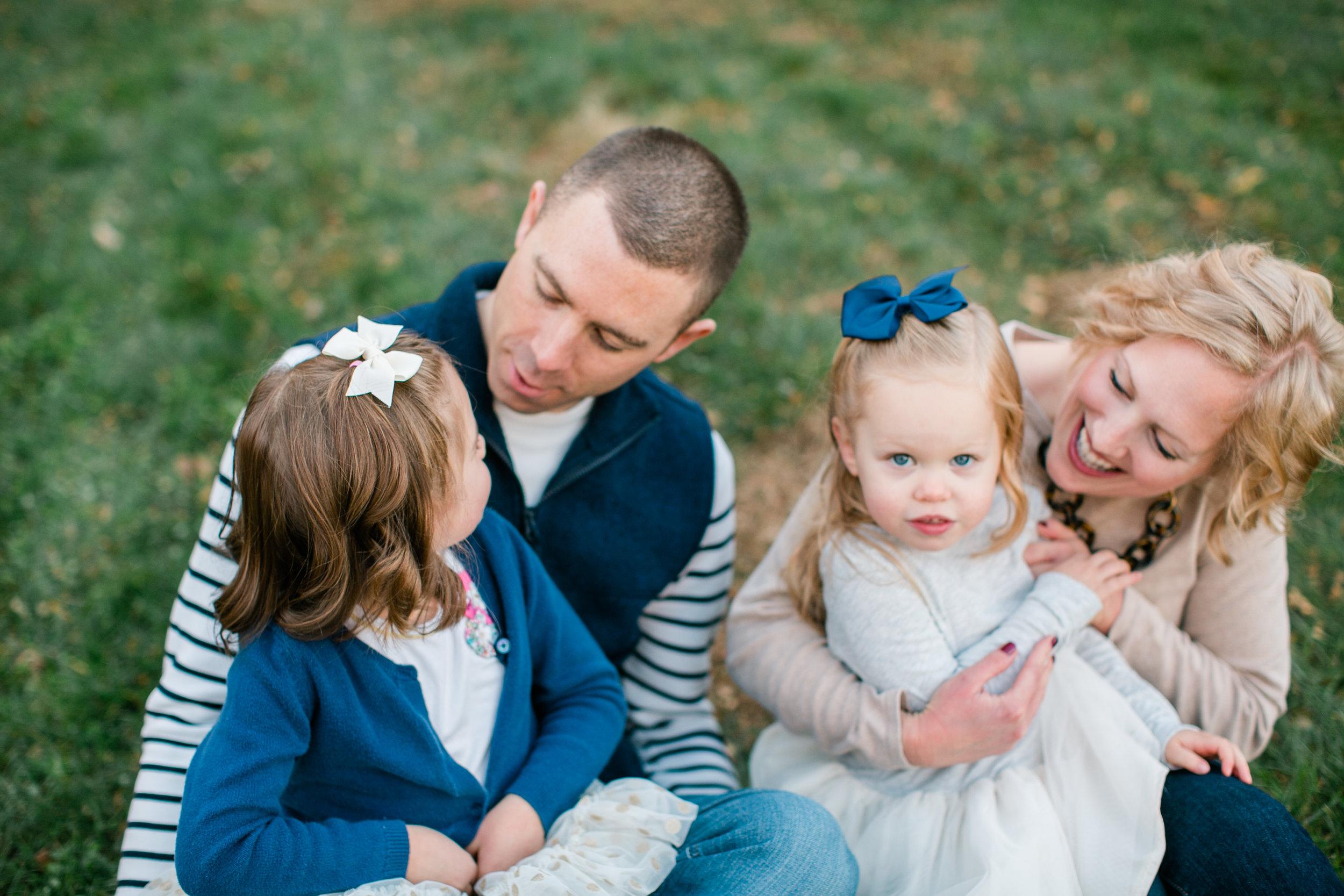 Hornberg Family | Des Moines Portrait Photographer