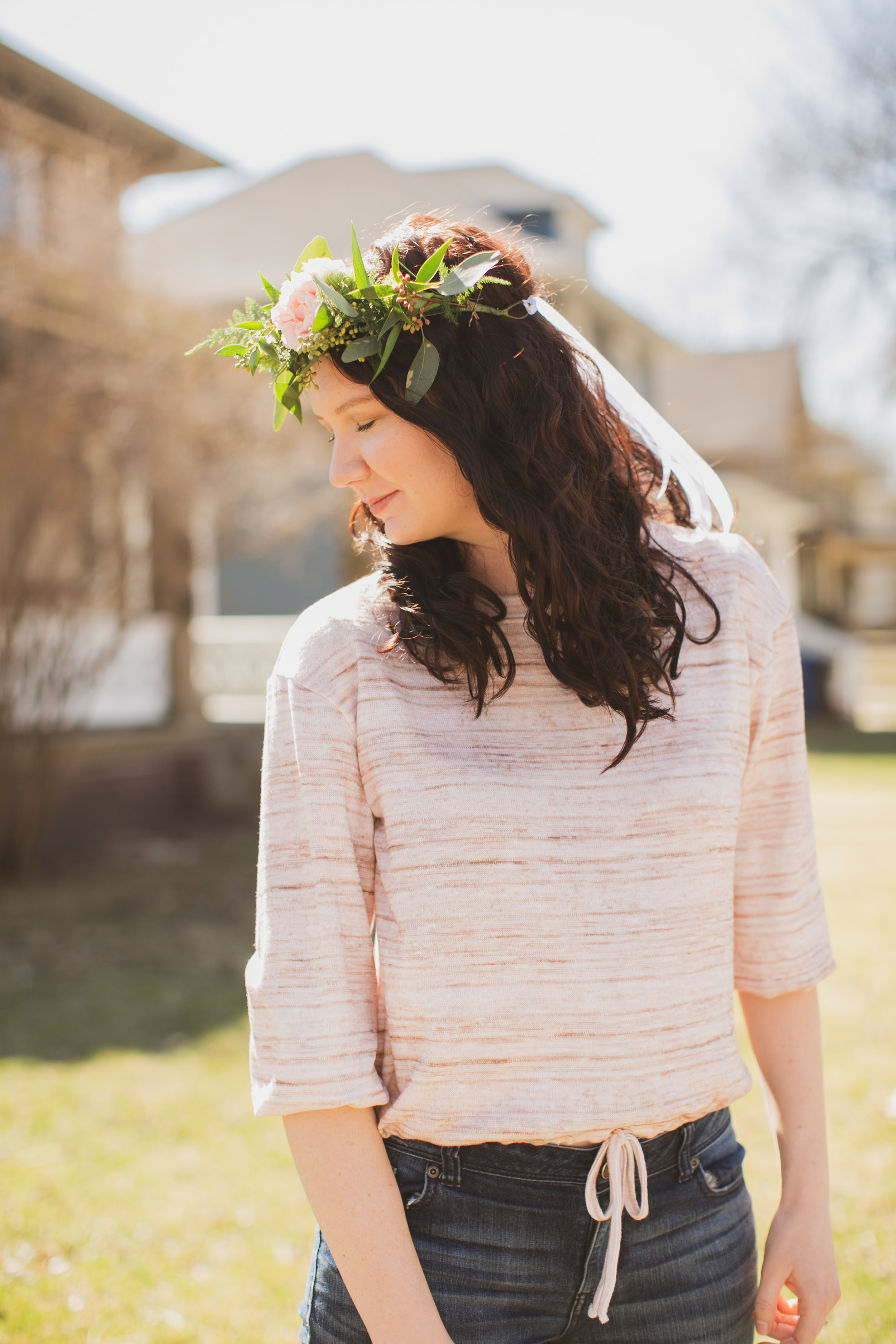 des-moines-flower-crown-party-brides