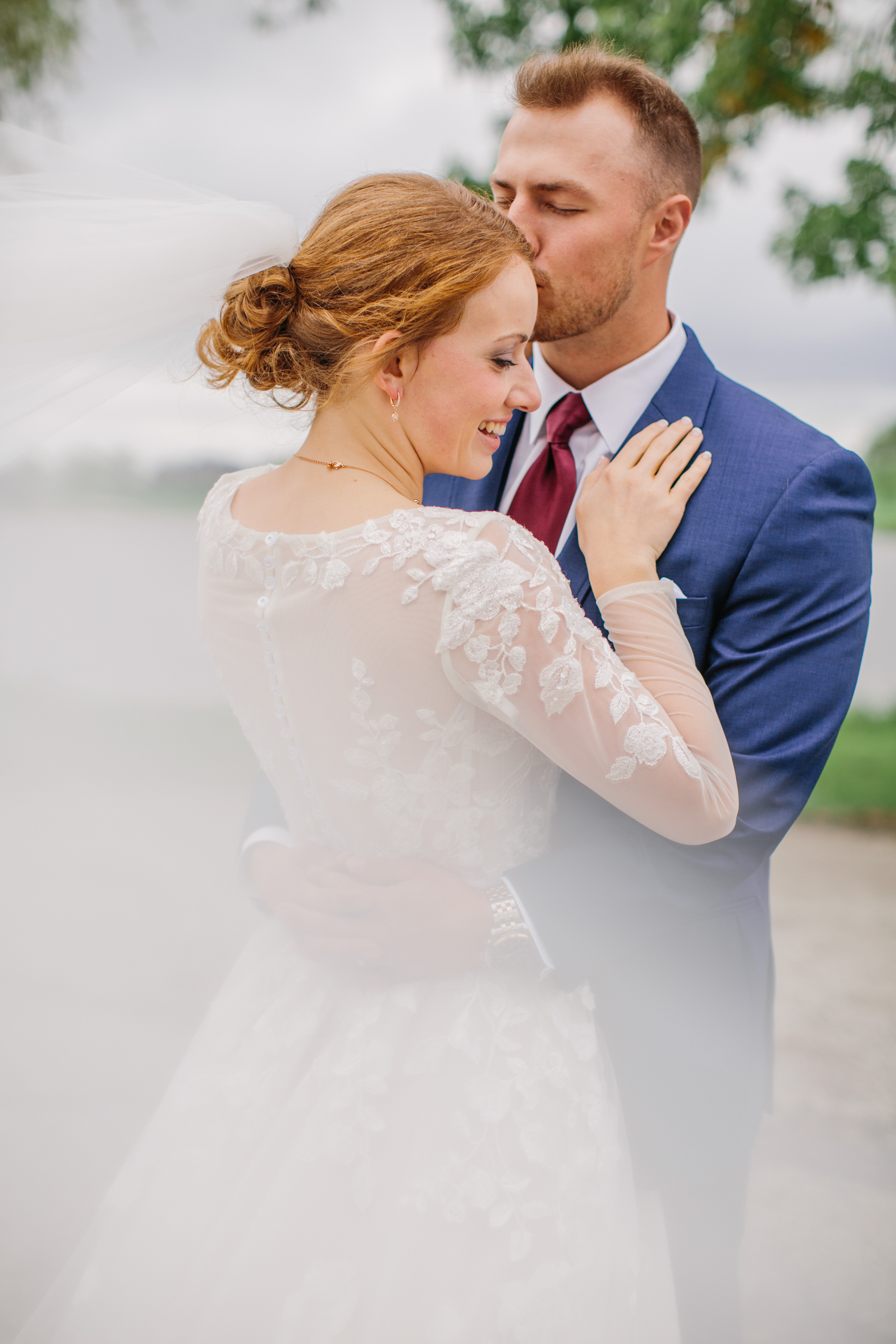 romantic wedding photographers in des moines Iowa