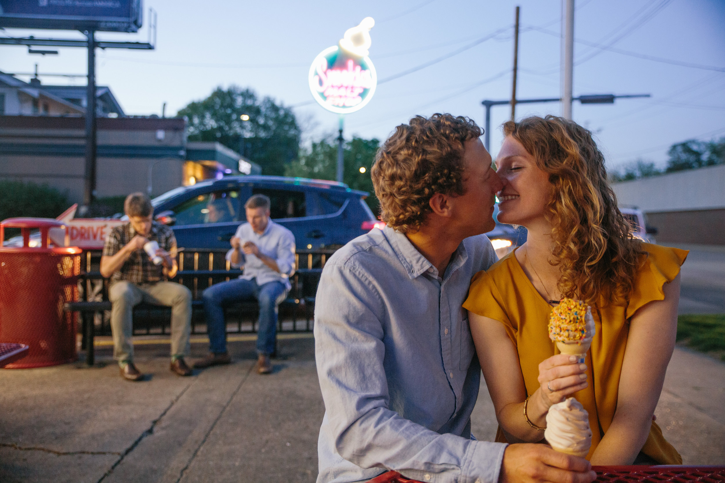 Ryan and Melanie Engagement | Des Moines Iowa Wedding Photographer Amelia Renee