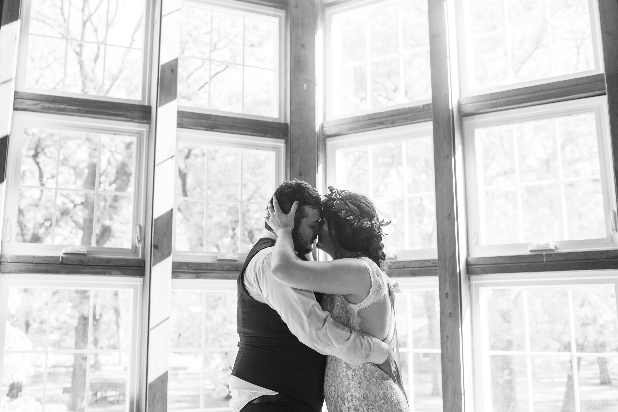 Ames Iowa wedding photographers emotional and candid moments
