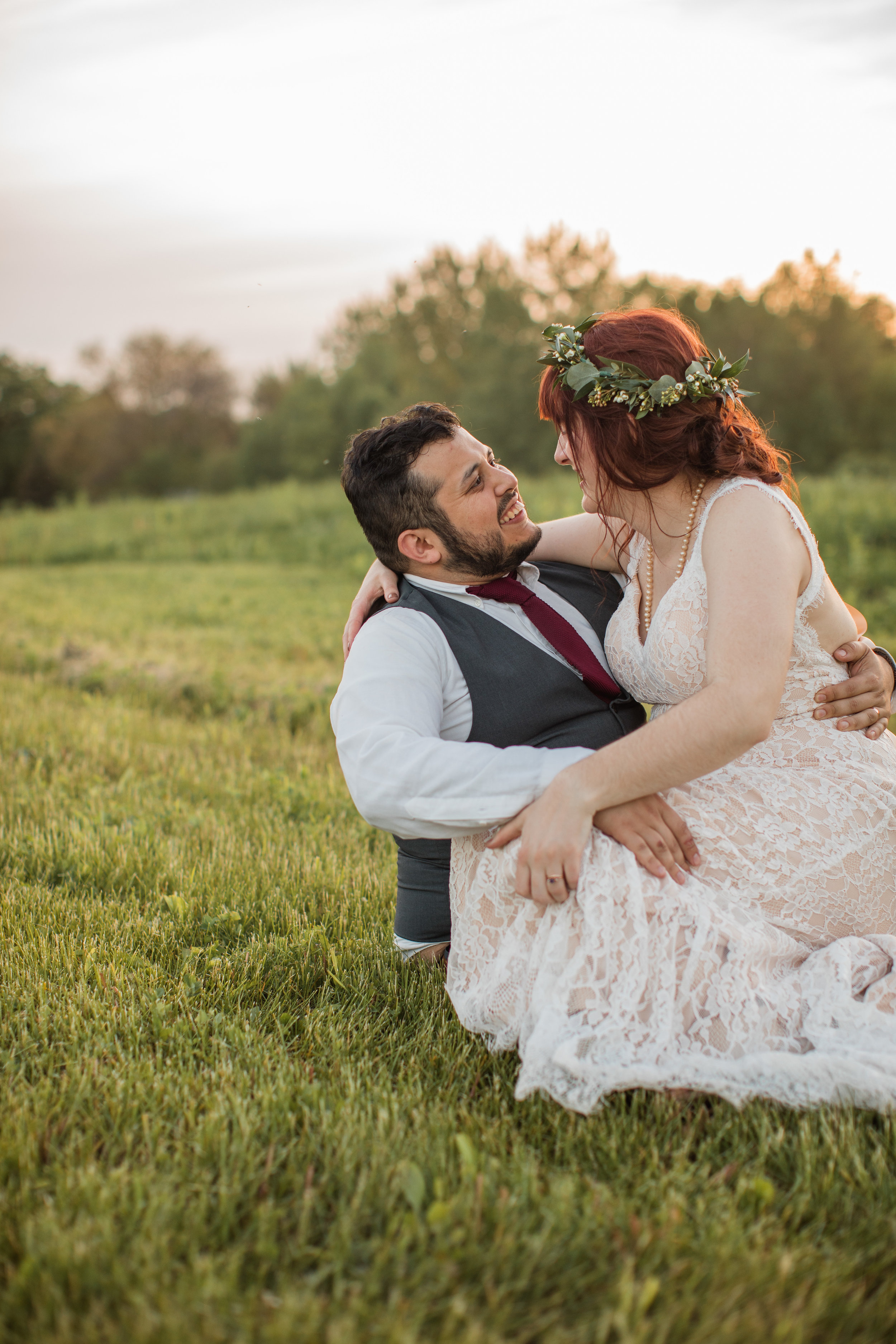 des moines and ames iowa wedding photographers