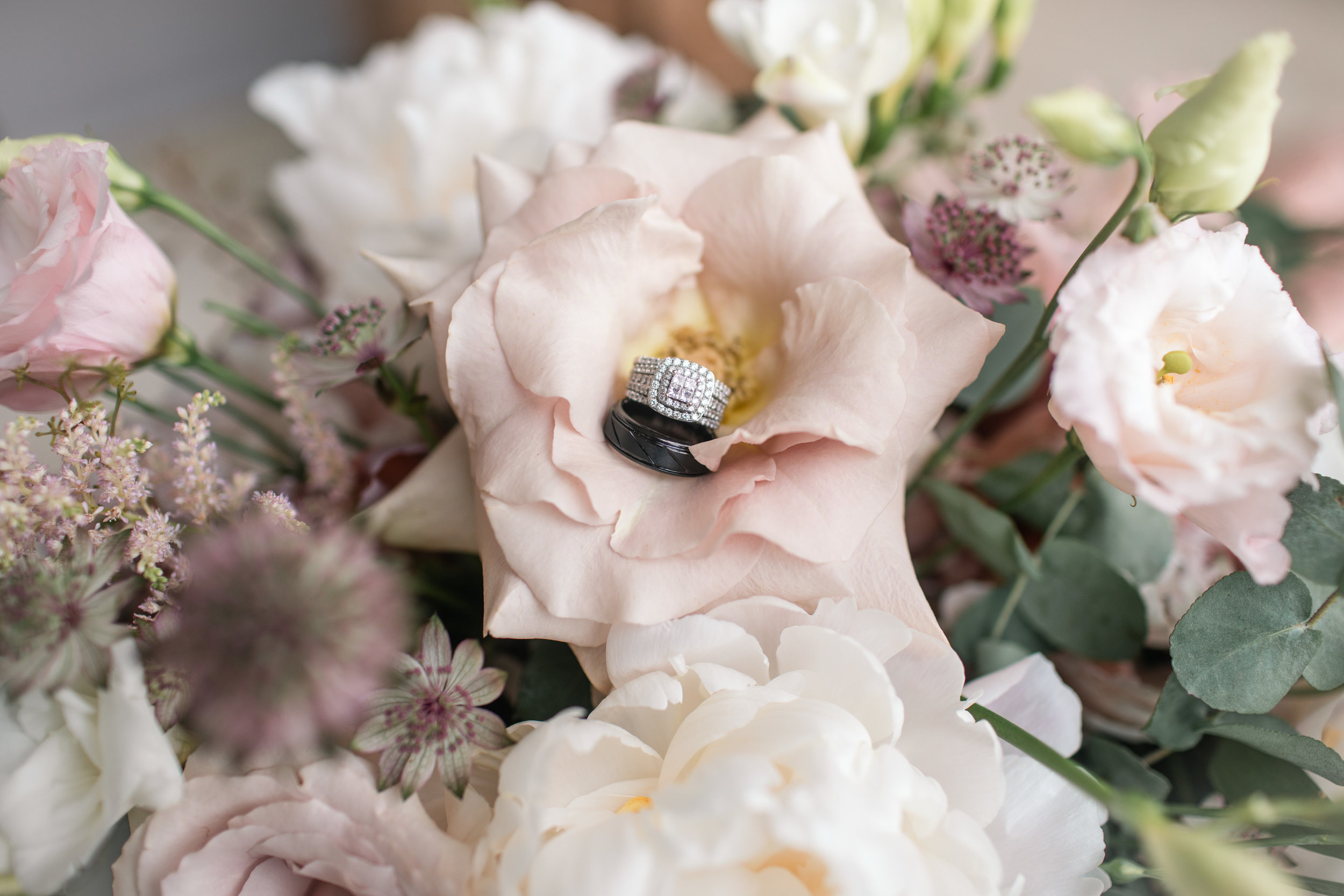 wedding bouquet by shelly sarver floral