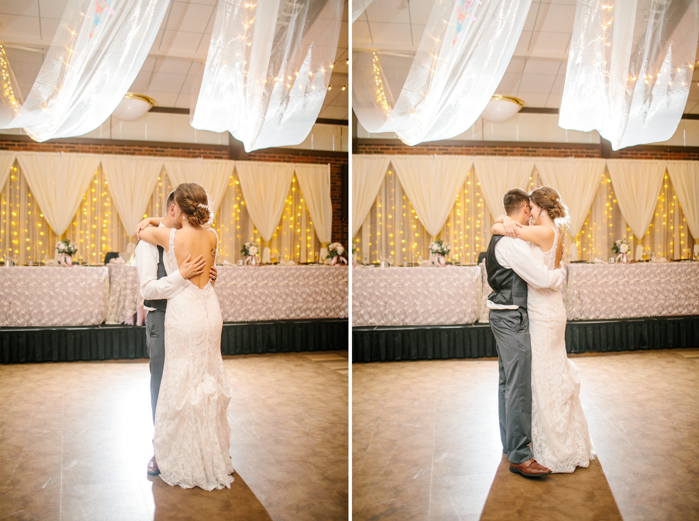 first dance photos des moines wedding photographers amelia renee