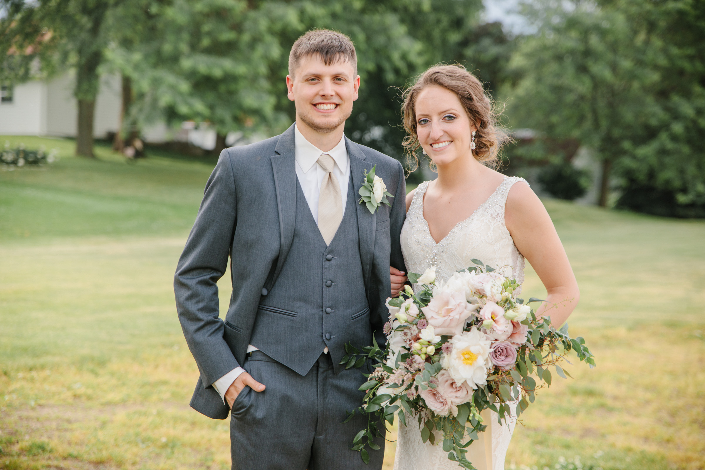 JENNA TREYE WEDDING IN PELLA IOWA PHOTOGRAPHY