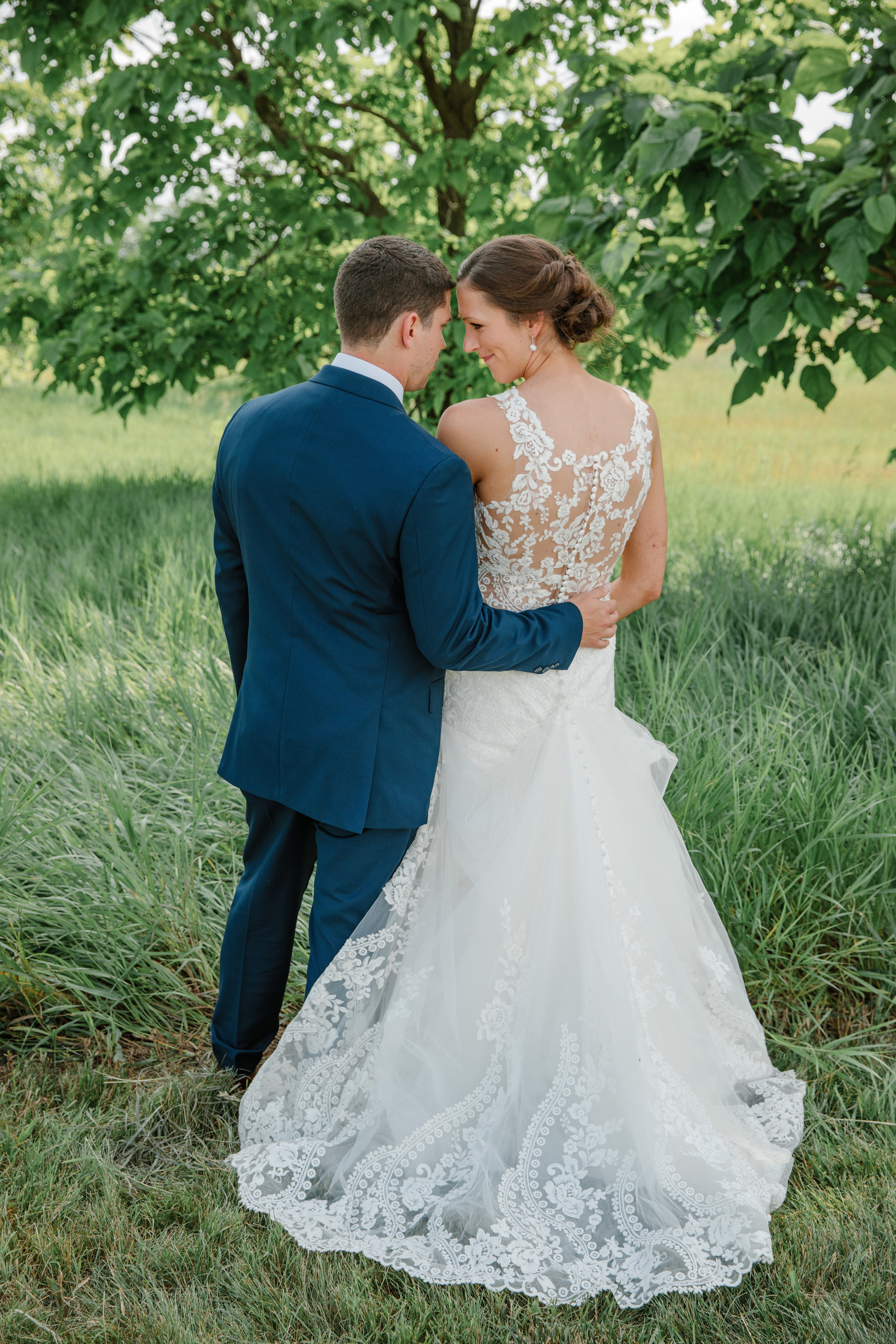 brenton arboretum iowa des moines wedding photography