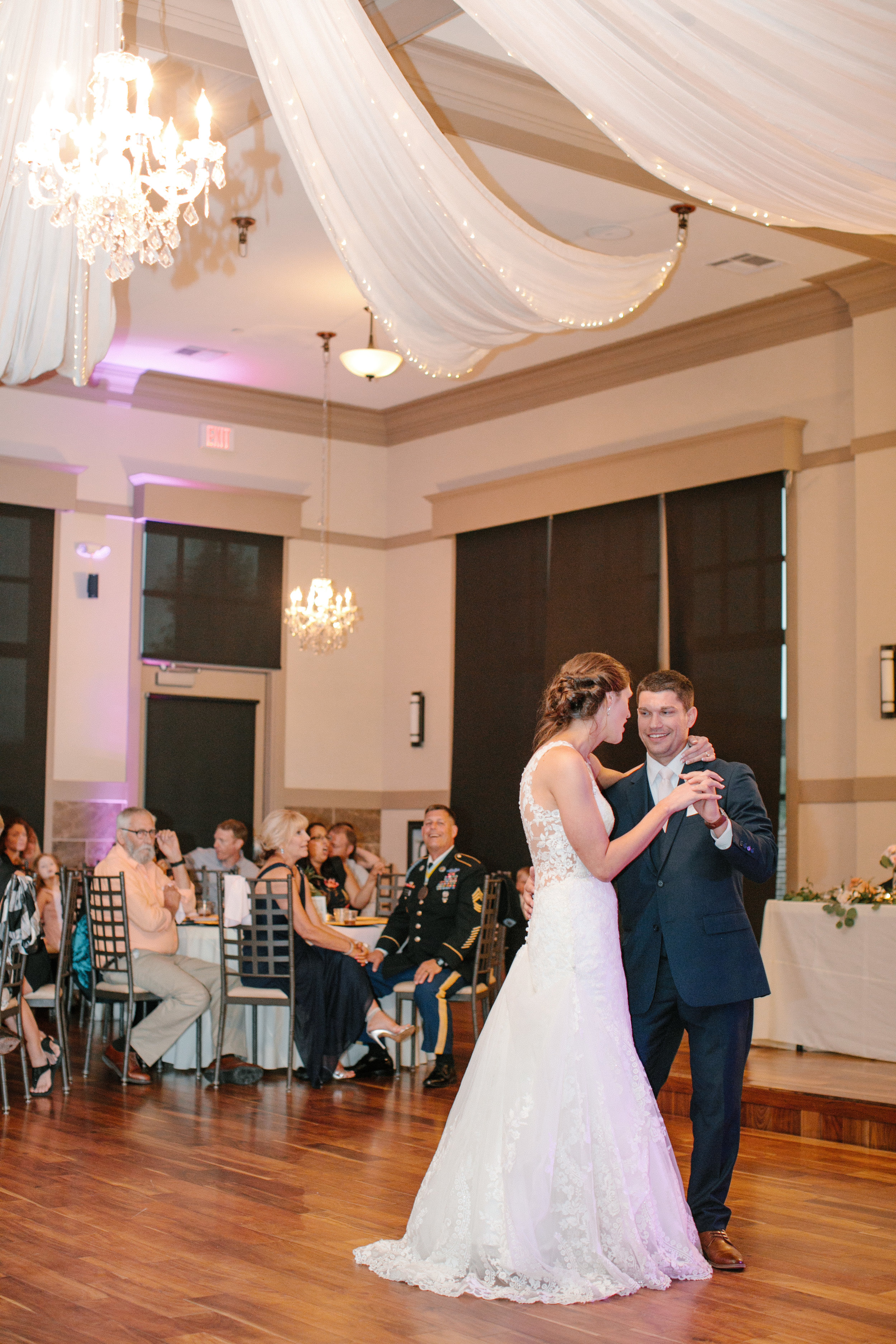 first dance wedding pictures waukee des moines