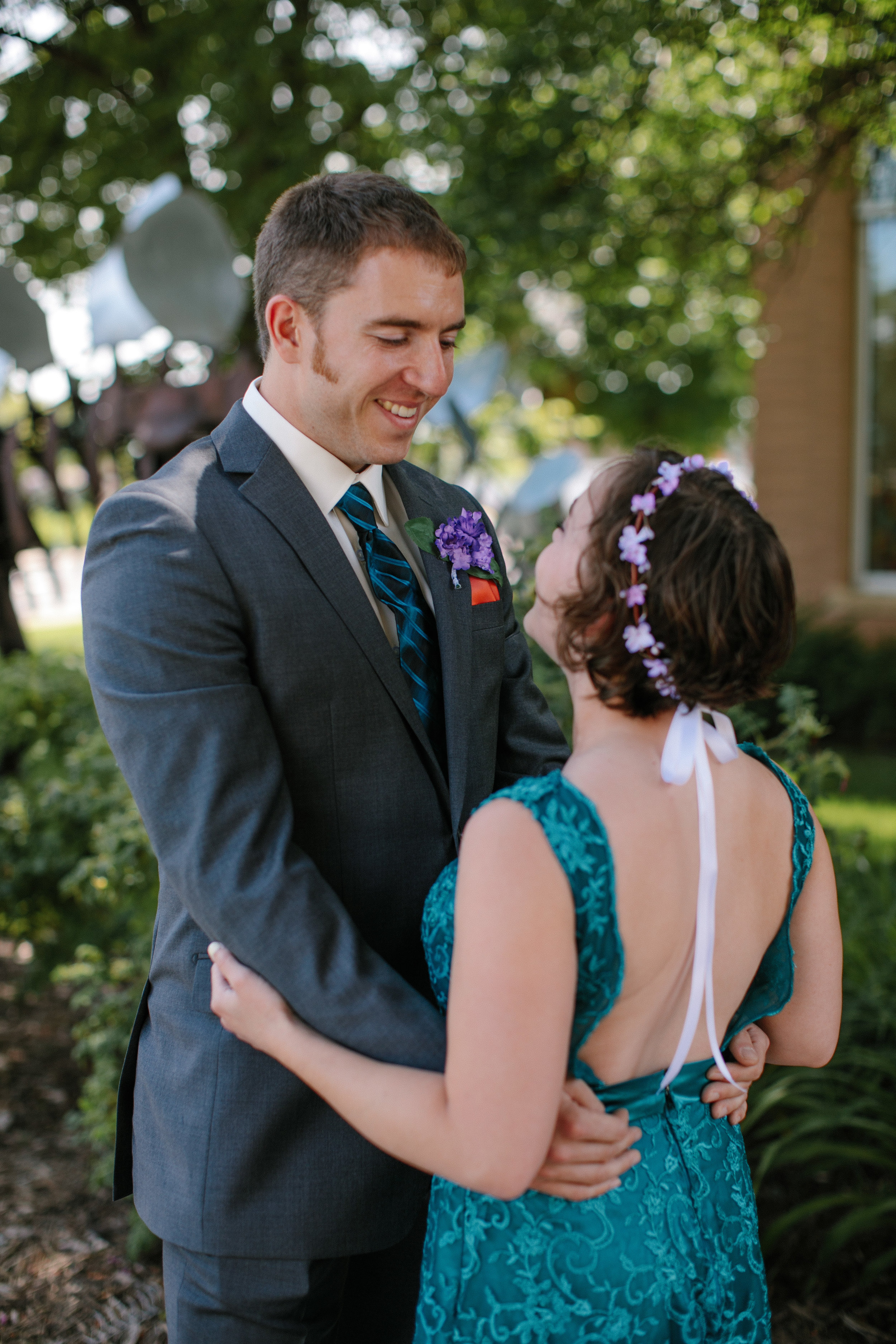 tender first look photos Minnesota wedding photography candid moments