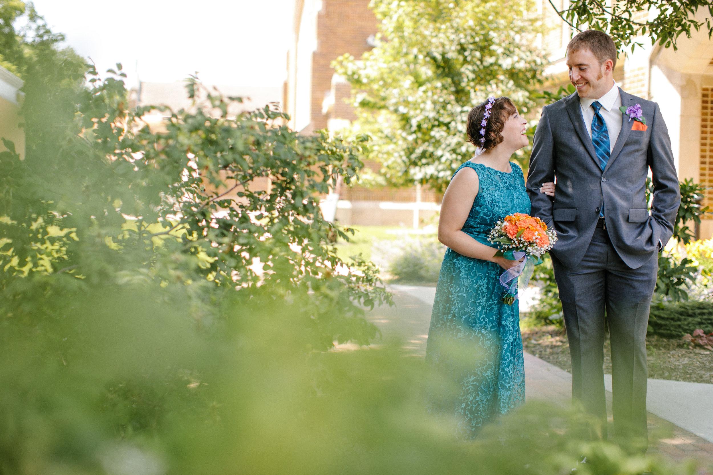 first look wedding photos rosemount steeple center minneapolis