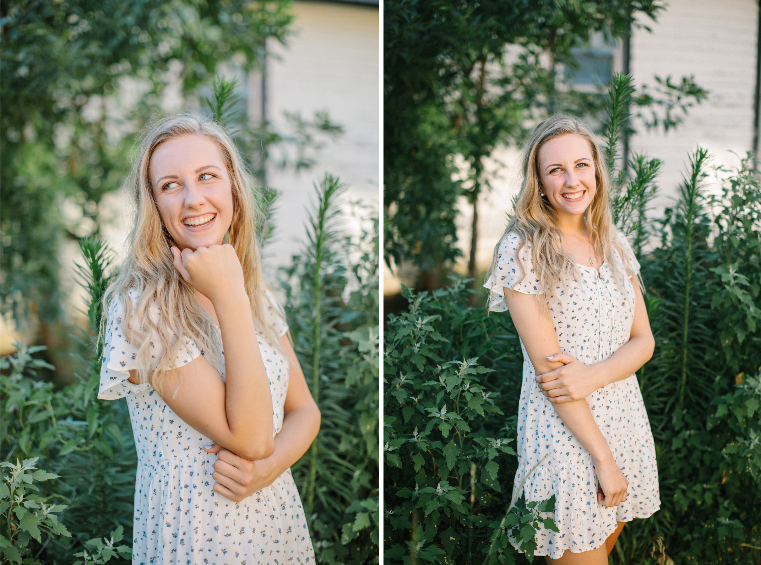 cute film senior photos adel iowa