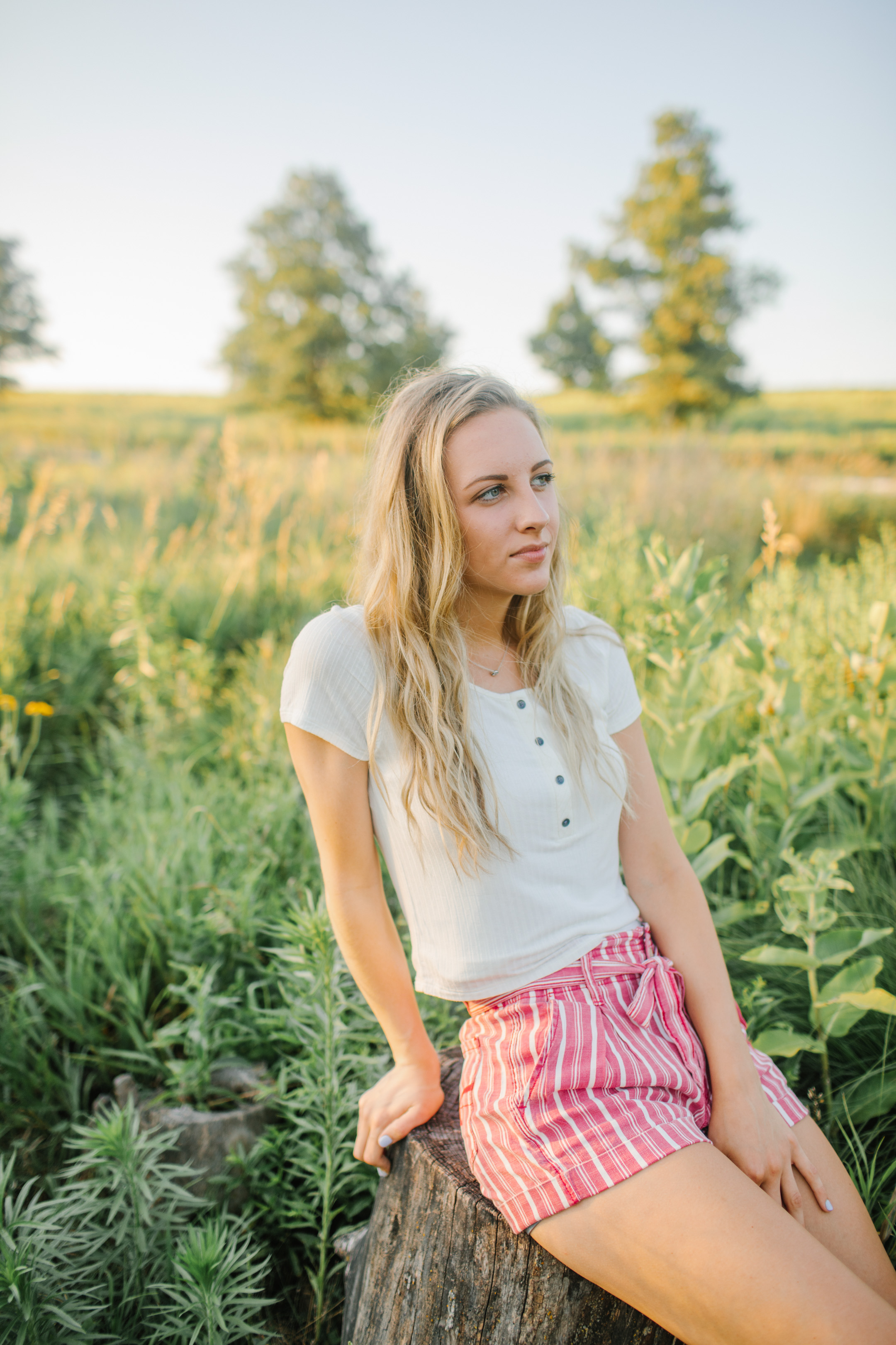 Des Moines  ,   Iowa   - Amelia Renee   Photography   and   Portraits   for the Modern High School   Senior
