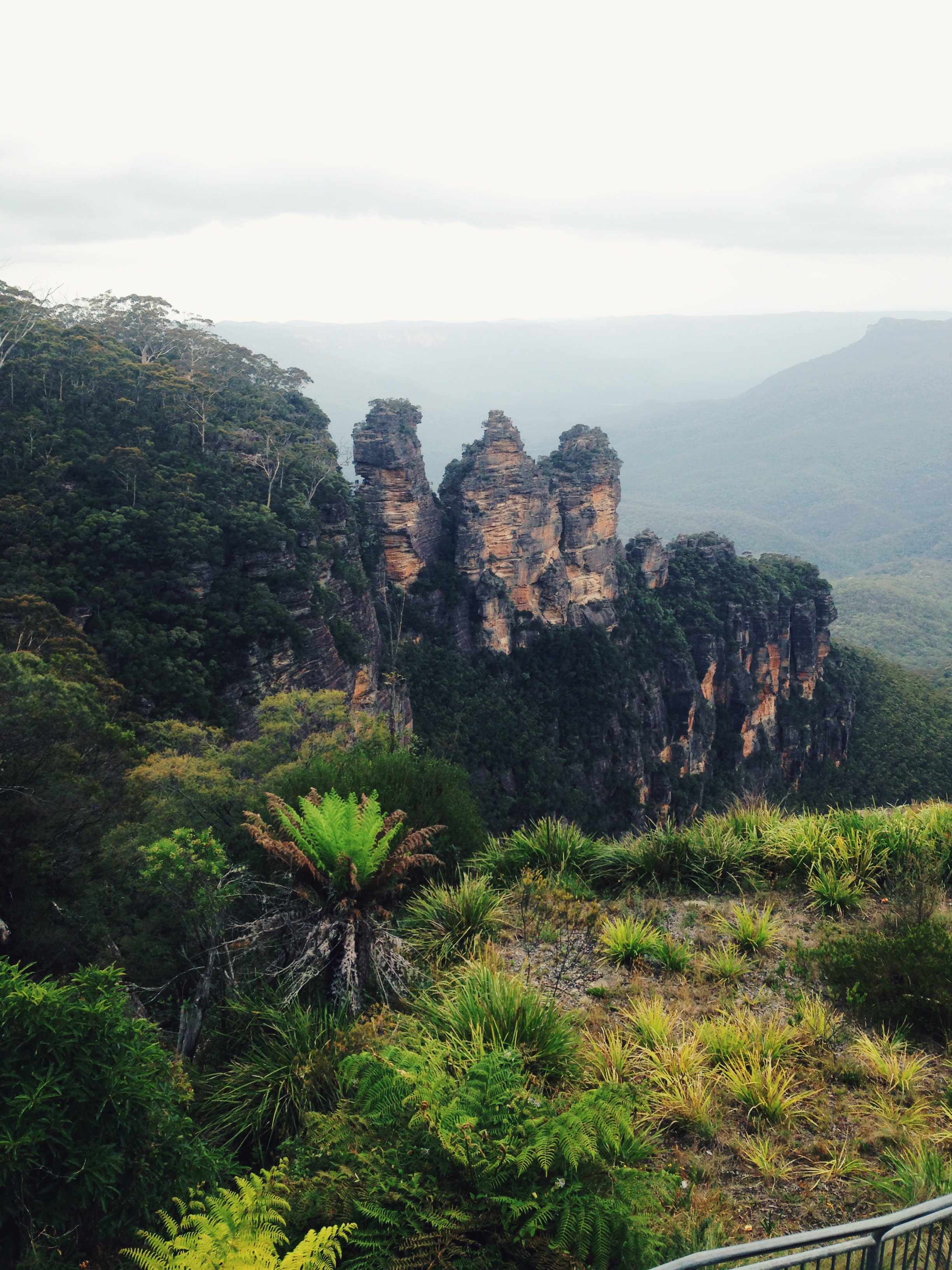 the three sisters in Australia