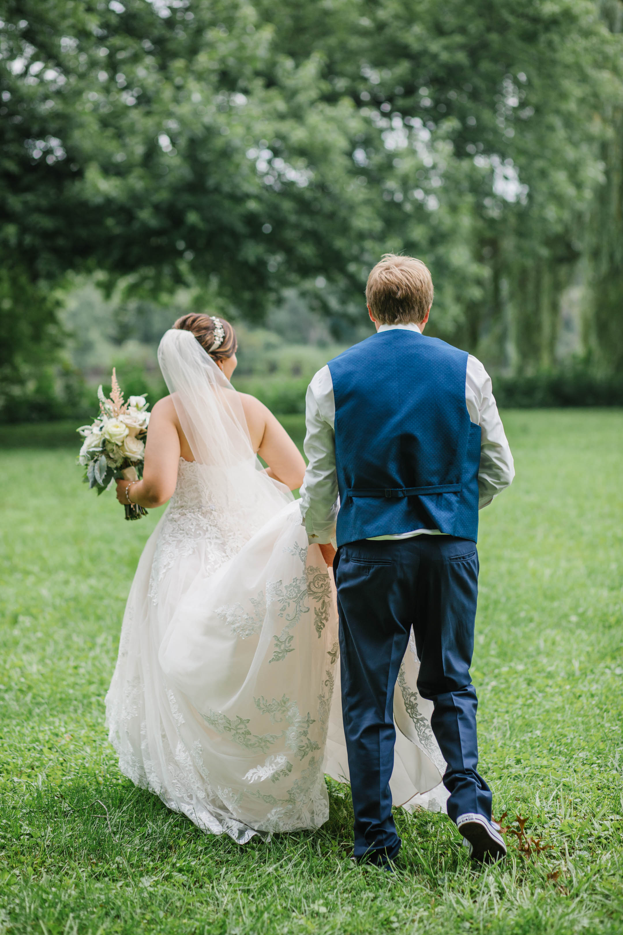 waterloo and cedar falls iowa wedding photographers