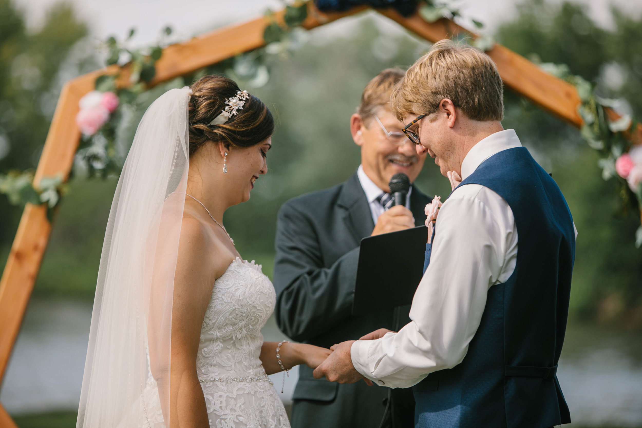 outdoor wedding venues in Iowa