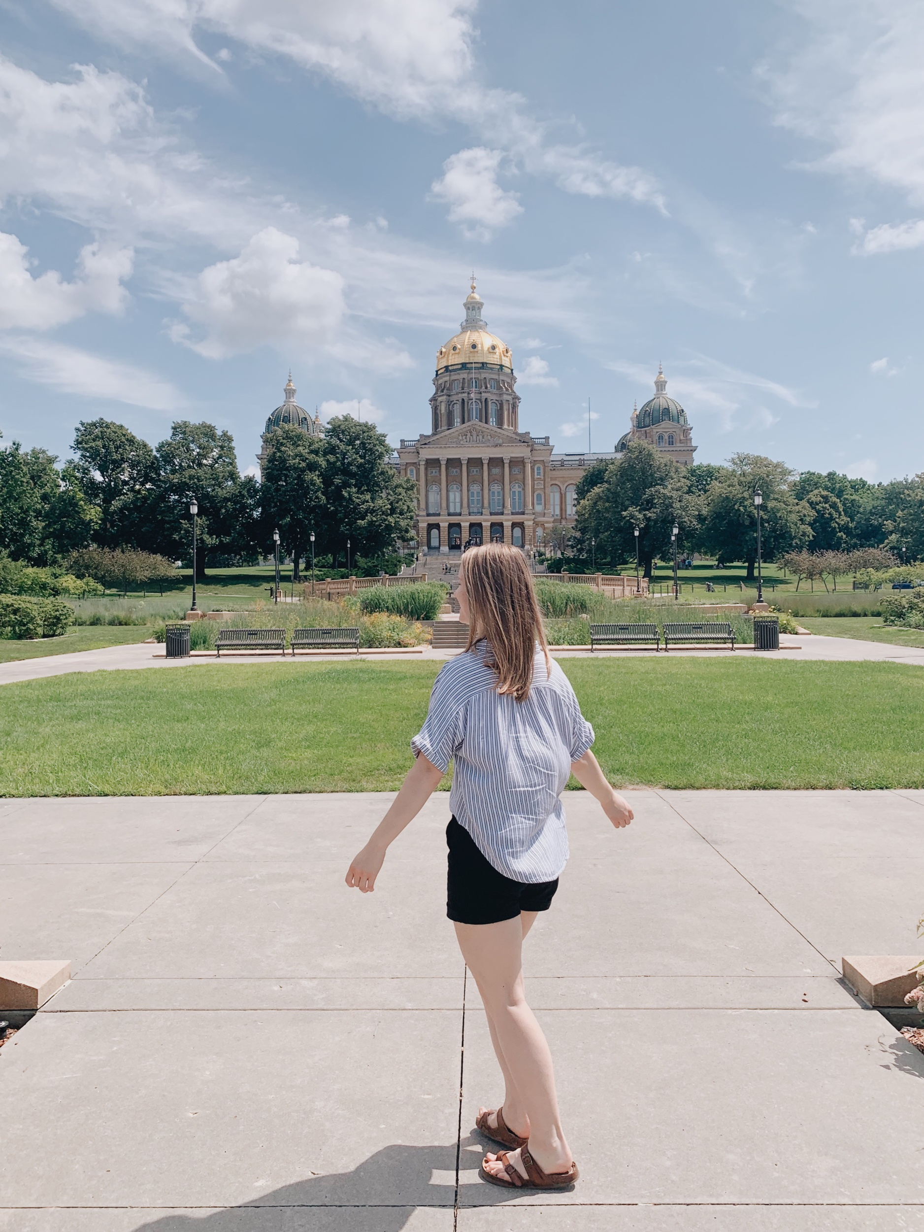 instagram capitol building iowa