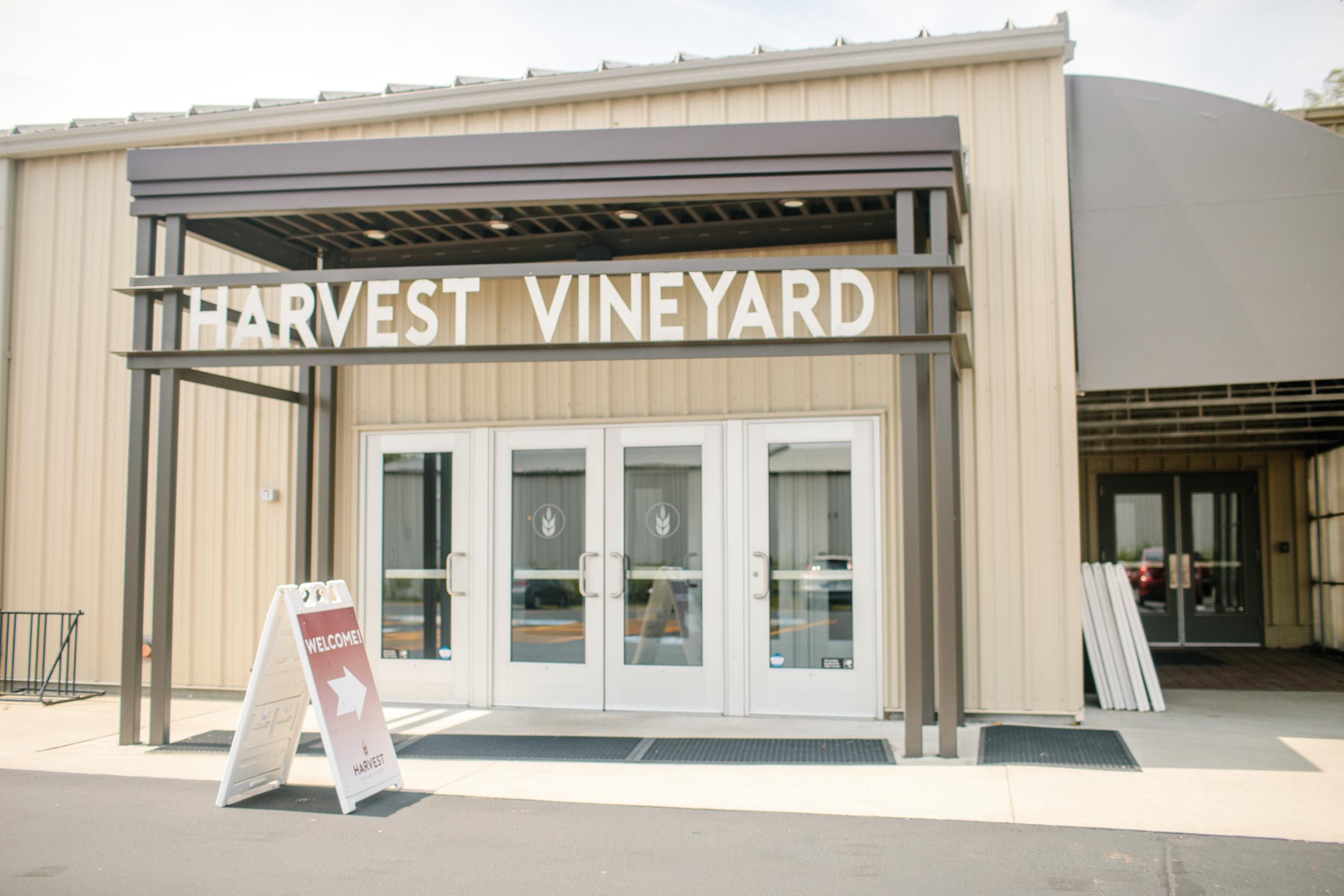 harvest vineyard ames