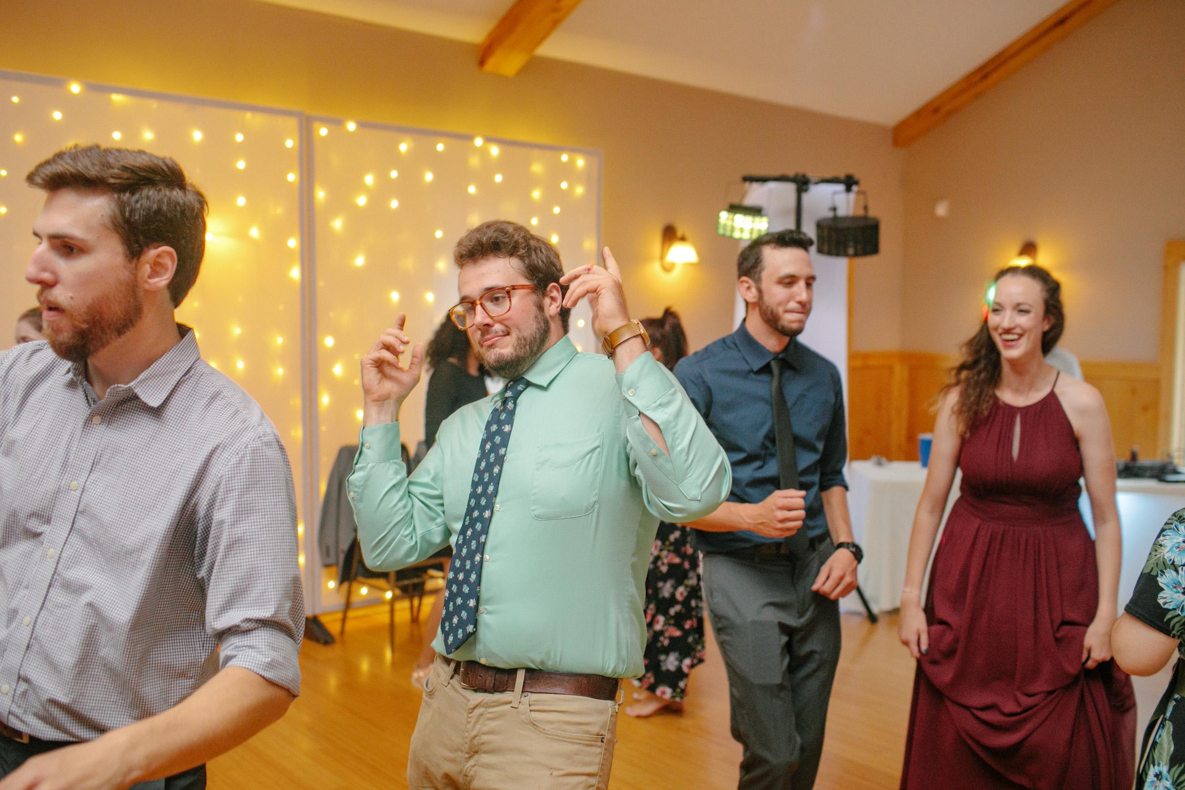 gabby david wedding reception