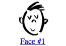 Face #1