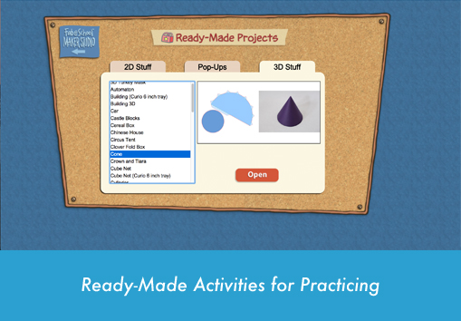Copy of Ready-made activities for practicing