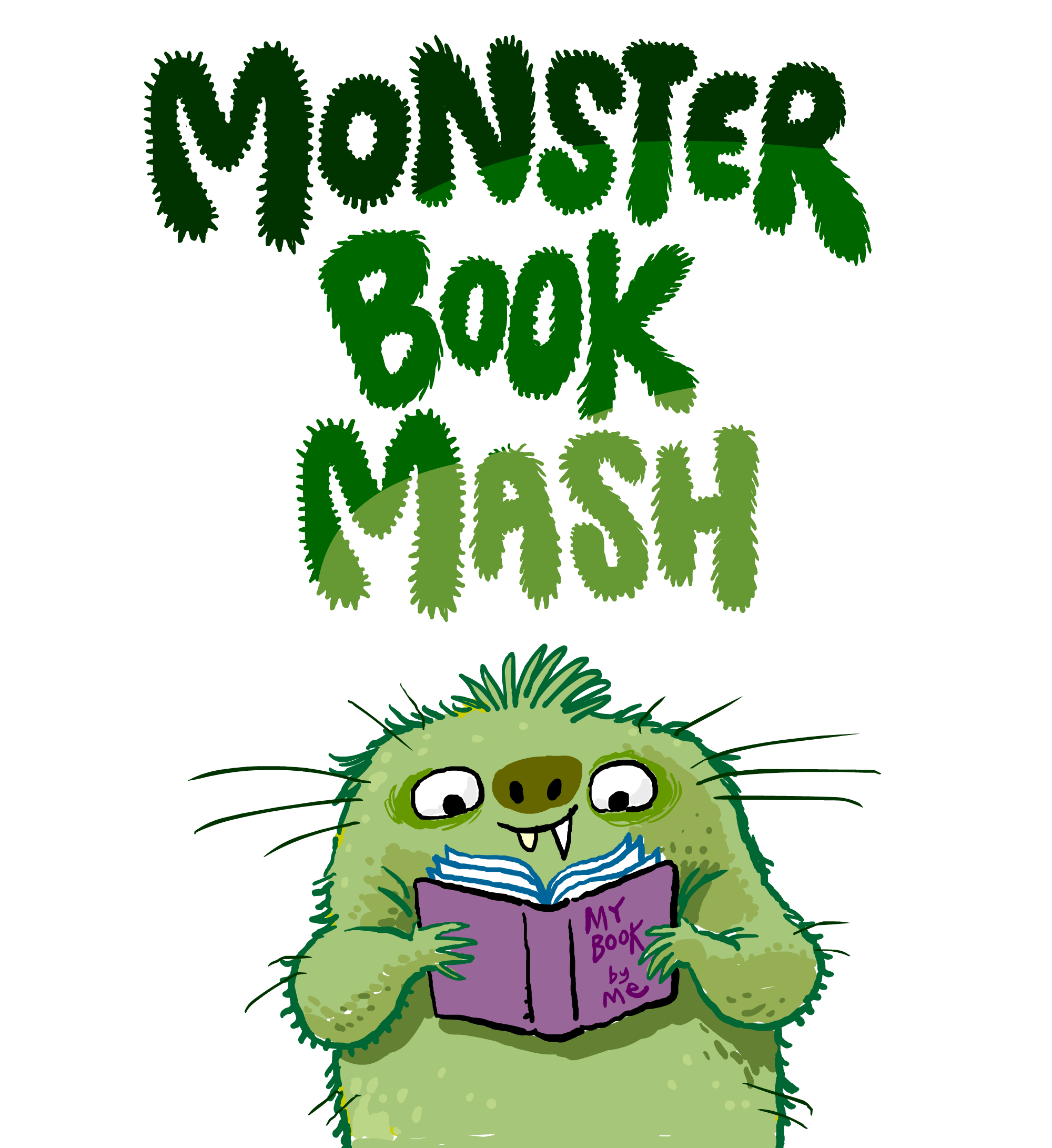 Monster Book Mash