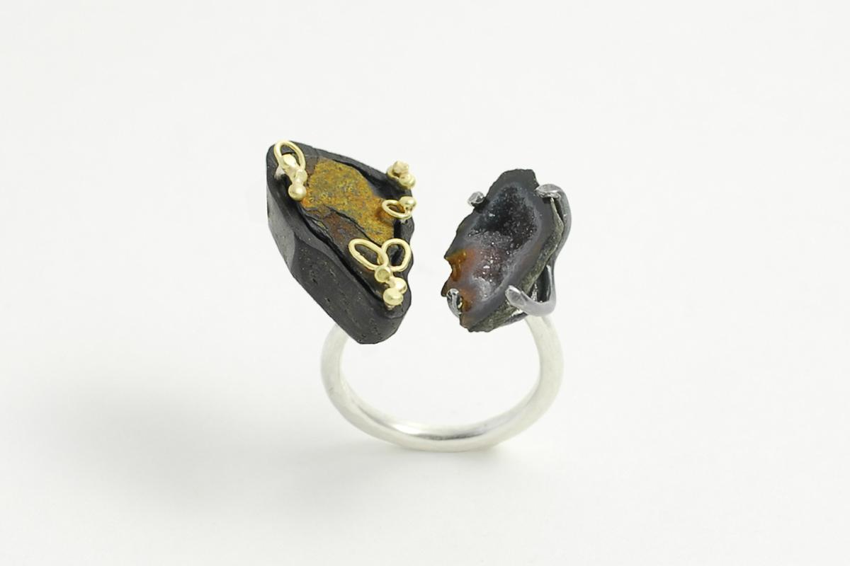 Bog Oak and Slate Ring.jpg
