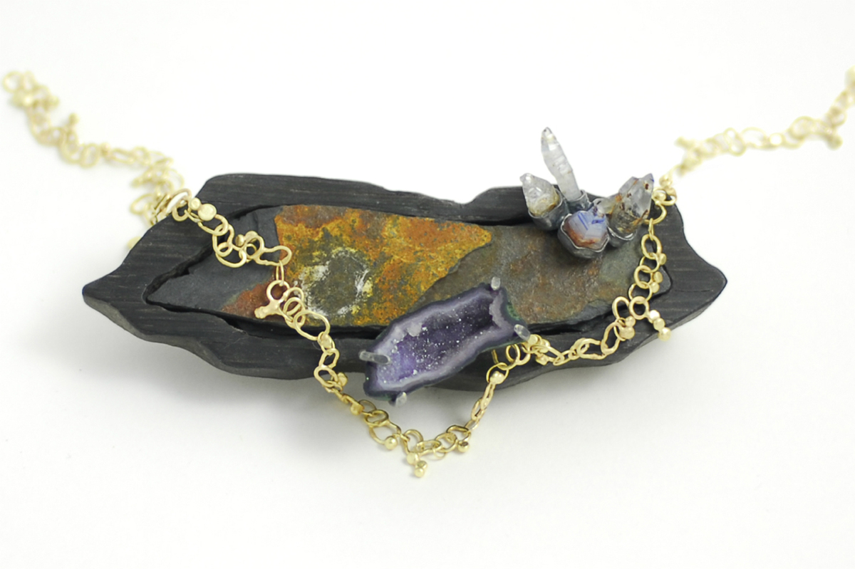 Bog Oak and Slate Necklace.jpg