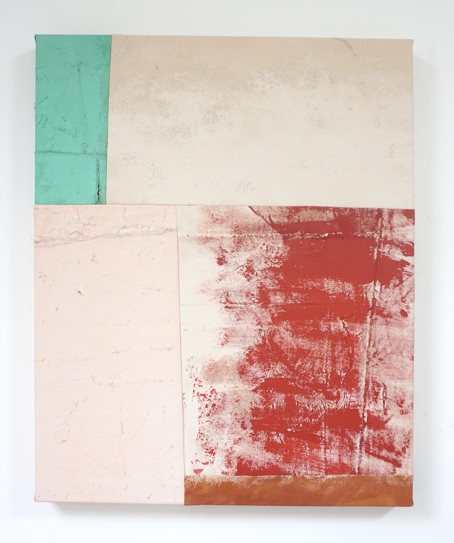 She Says | 61 x 76 cm | Acrylic & Oil on Canvas