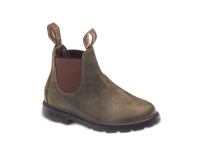 KID'S 565 RUSTIC BROWN