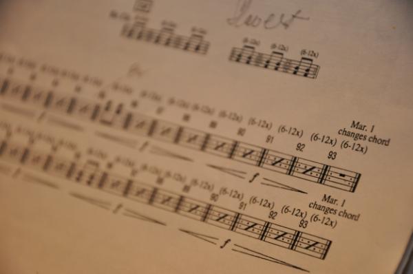 "Steve Reich, ""Music for 18 Musicians"""