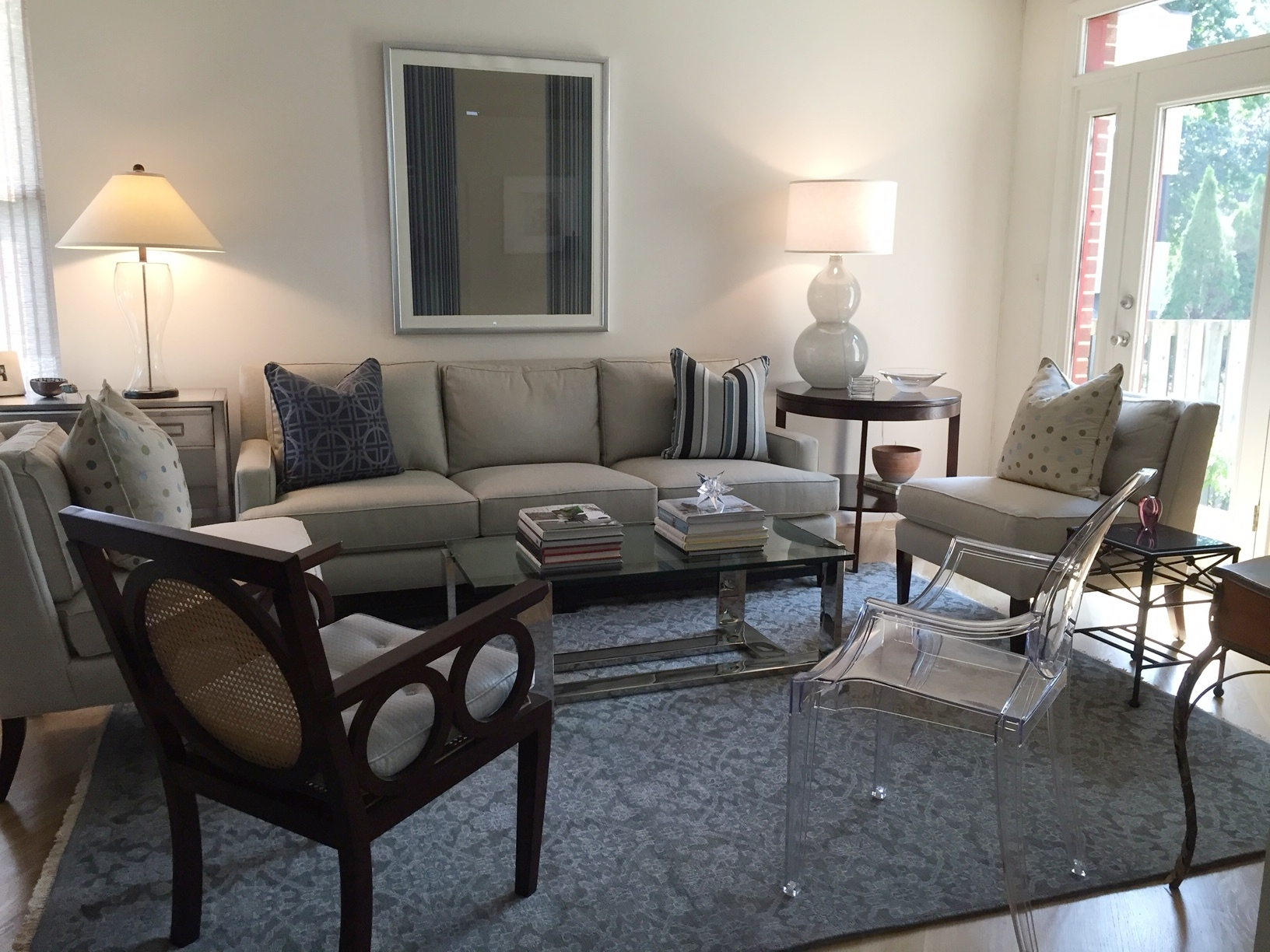 Barbara Margolis Interiors 14400 Culp Court Silver Spring, MD 20905