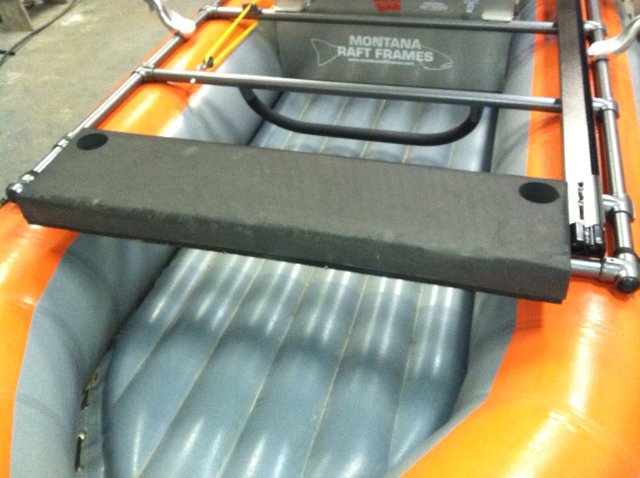 Whitewater Bench and Fittings