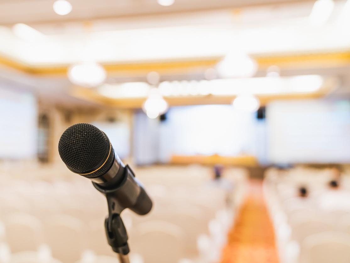 Speaking - Conference Keynote & Breakout