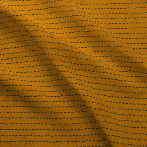 Mustard Stripe -