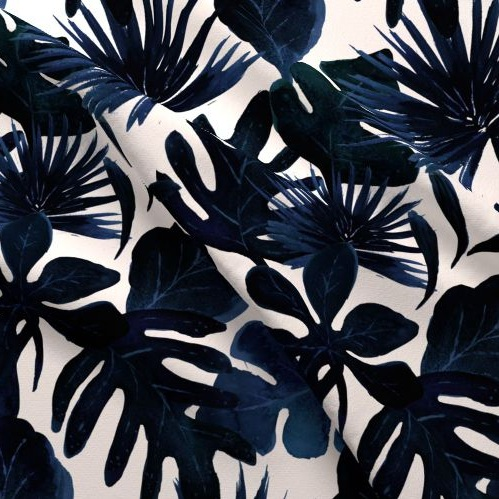 Tropical Leaves -