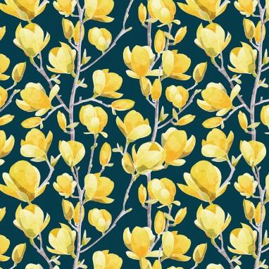 Yellow Magnolia -