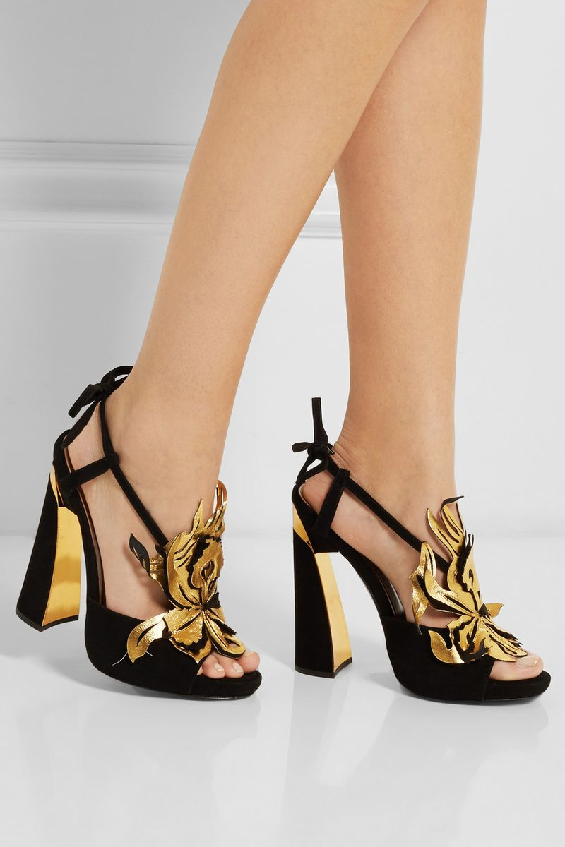 You can purchase these new Marni platforms for $940- from  Net-A-Porter