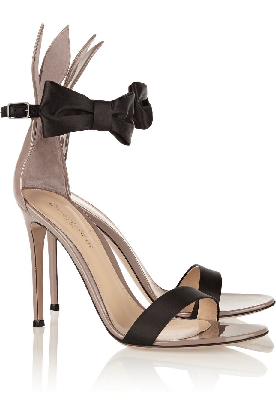 You can purchase these new Gianvito Rossi bunny heels for $980- from  Net-A-Porter