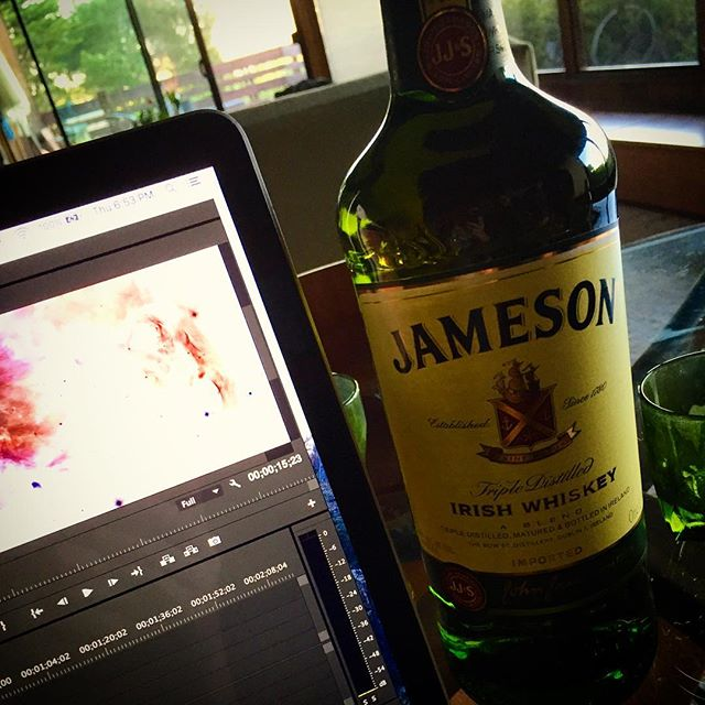 The ingredients of a great music video! #Jameson #indiemusic #ambient
