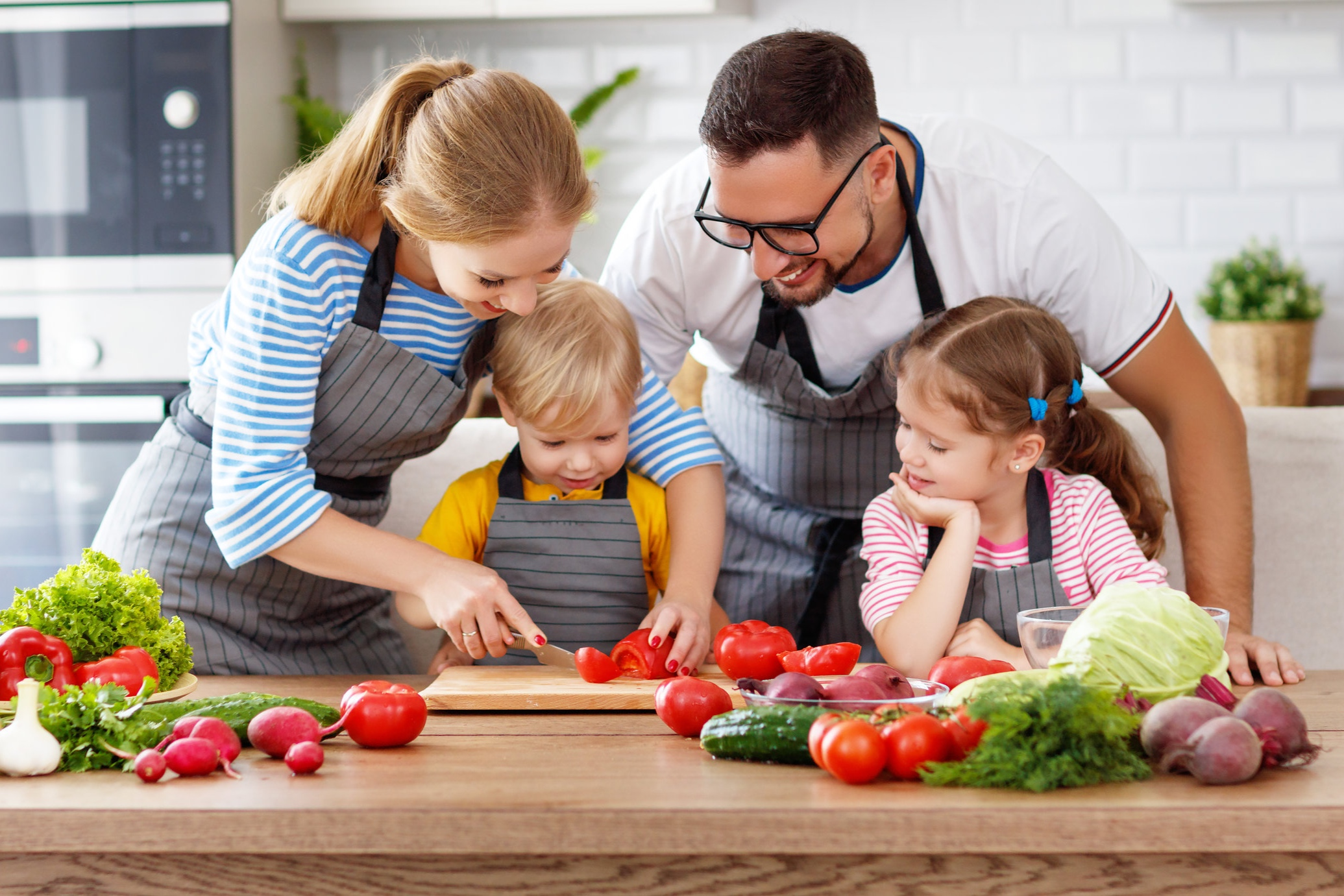 Nutrition Hungry Family Healthy Cooking