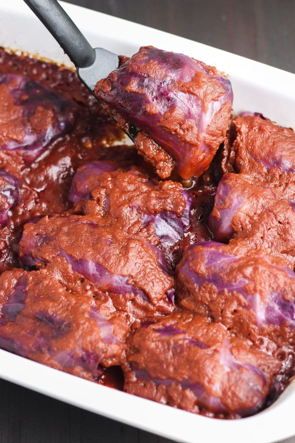 lentil stuffed red cabbage stacey homemaker